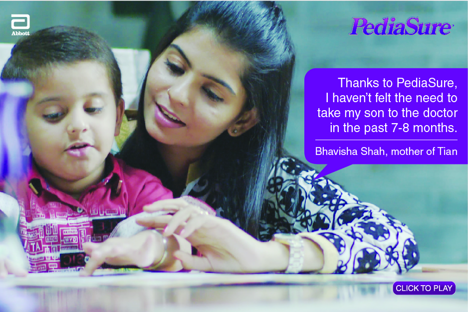 PediaSure Mothers Speak By Bhavisha