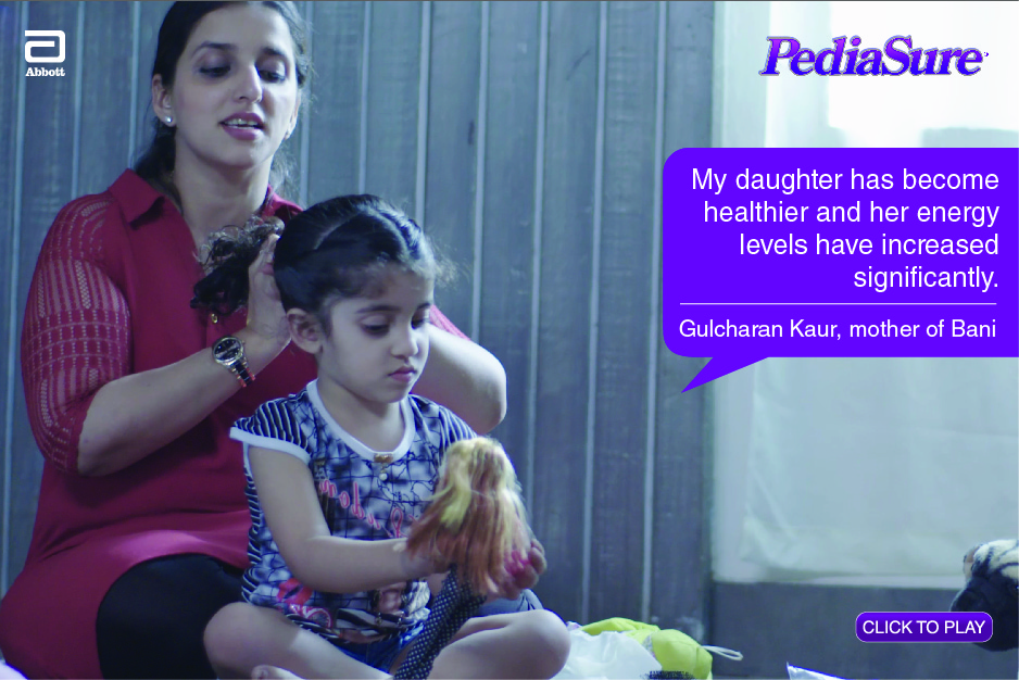 PediaSure Mothers Speak By Gulcharan Kaur