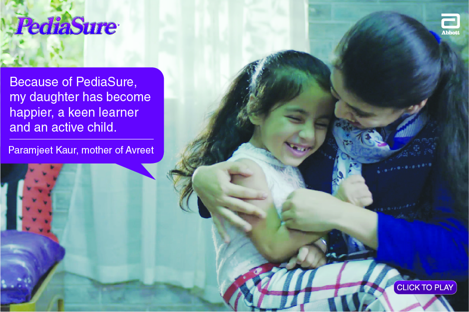 PediaSure Mothers Speak By Paramjit Kaur