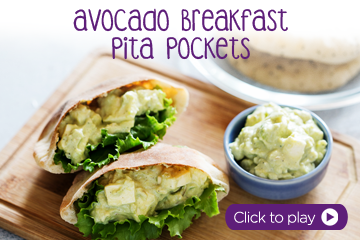 Avocado Breakfast With pediaSure Vanilla Powder - Healthy Food Recipes for Kids