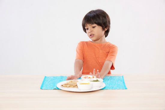 Is Your Child a Fussy Eater