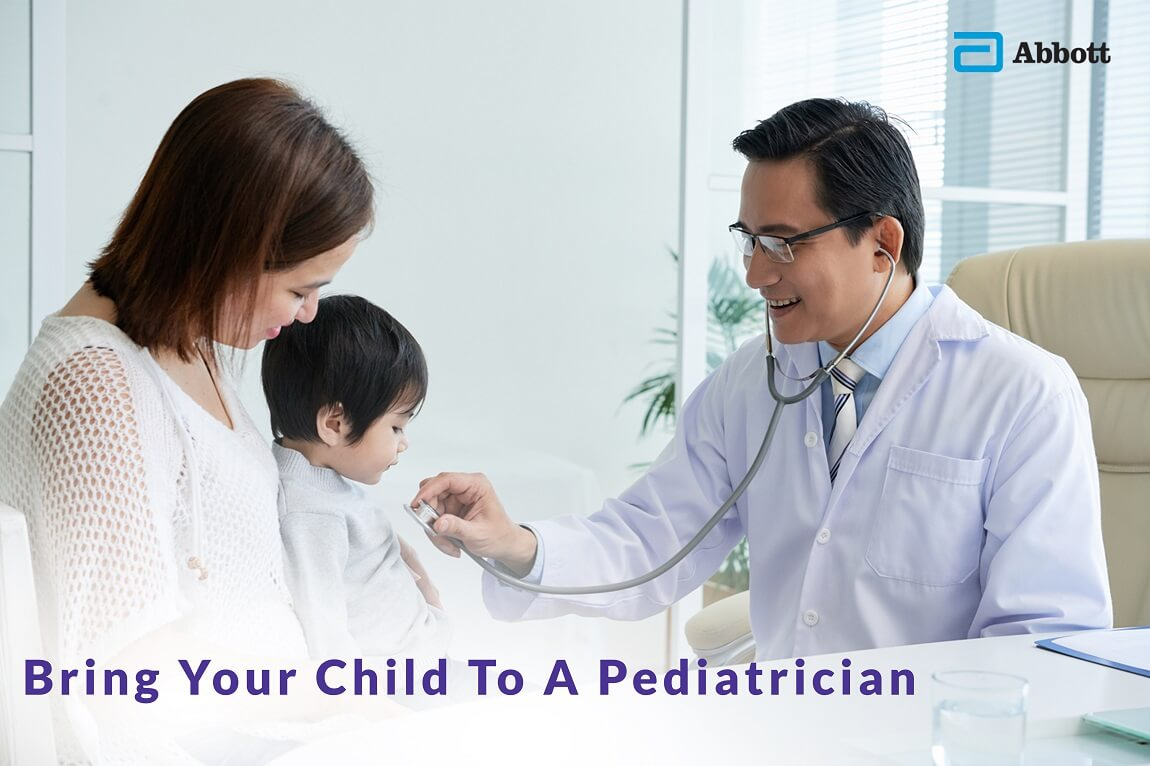 Bring Your Child To A Pediatrician.png