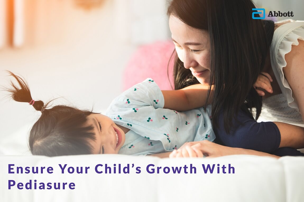 Ensure Your Child's Growth With Pediasure.png