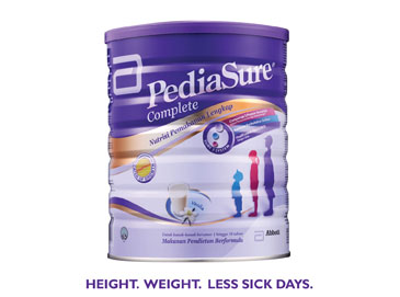 Pediasure Packshot