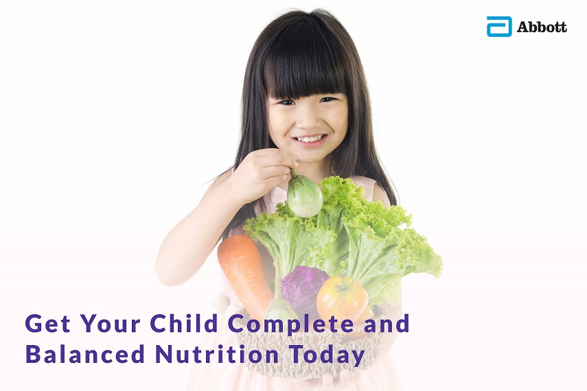 child happy nutrition immunity