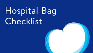 Image reading Hospital Bag Checklist