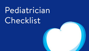 Image reading Pediatrician Checklist