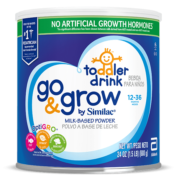 Go & Grow by Similac Toddler Drink 1.5 lb