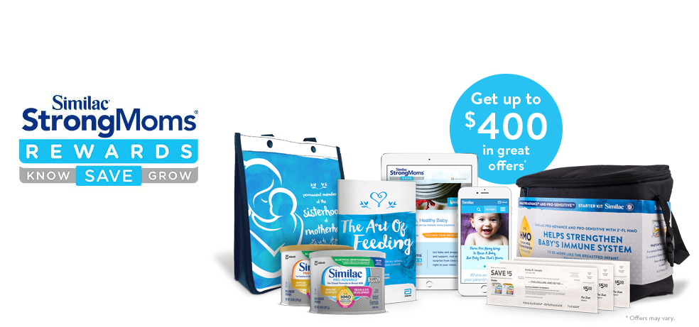 Similac® Baby Formula Coupons, Free Samples & More | Similac®