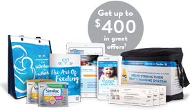 Free baby products, samples and print coupons from Similac StrongMoms Rewards