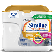 Similac 174 Baby Formula Nutrition For Growth Amp Development