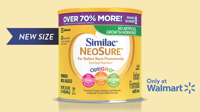 Similac® NeoSure®