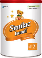 Similac<sup>®</sup> Isomil<sup>®</sup> Step 2
