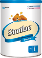 Similac<sup>®</sup> Lower Iron