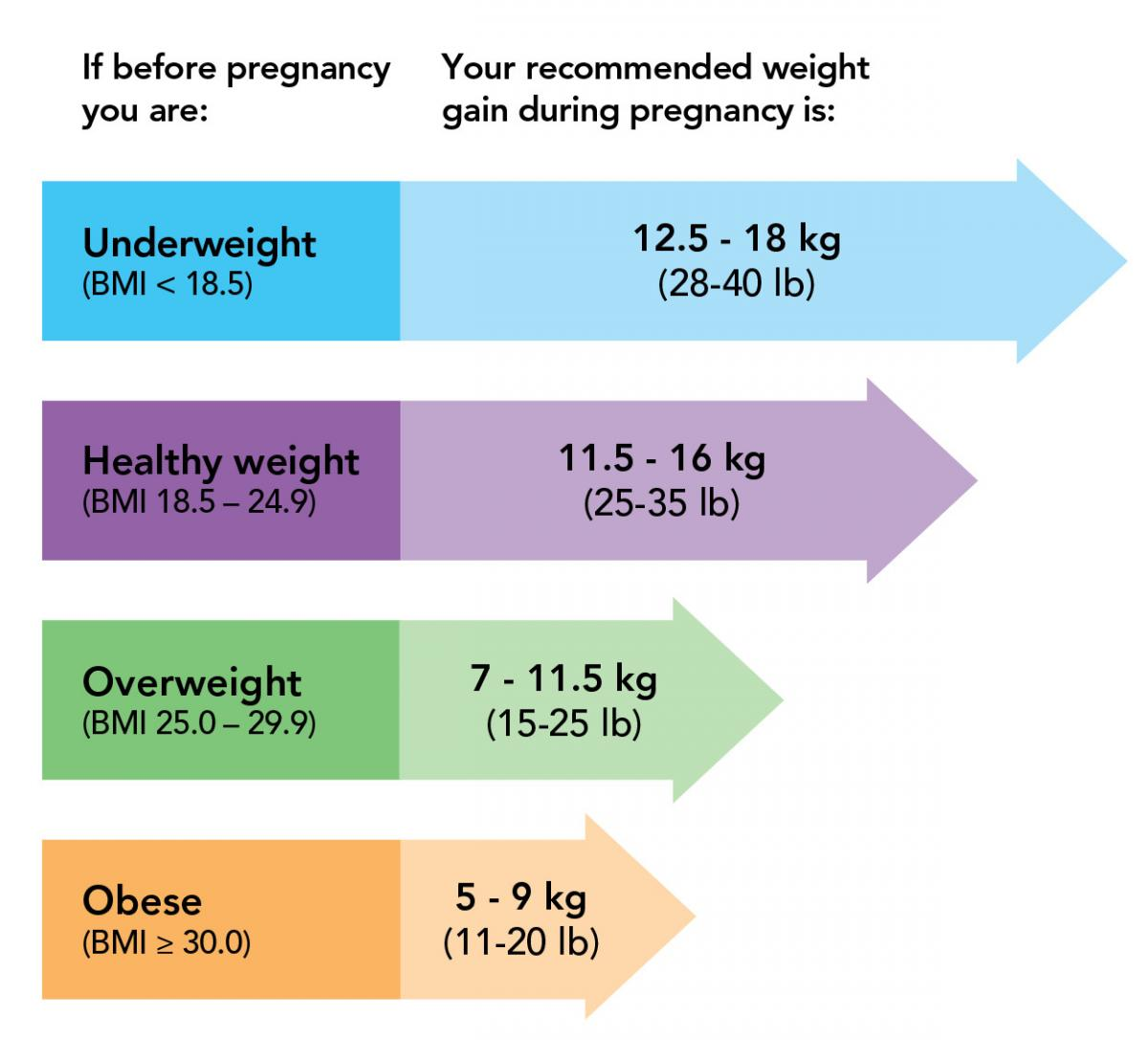 Weight Gain During Pregnancy | Similac.ca
