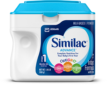 Similac® Advance® SimplePac