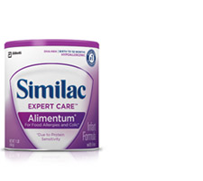 Similac Expert Care® Alimentum®