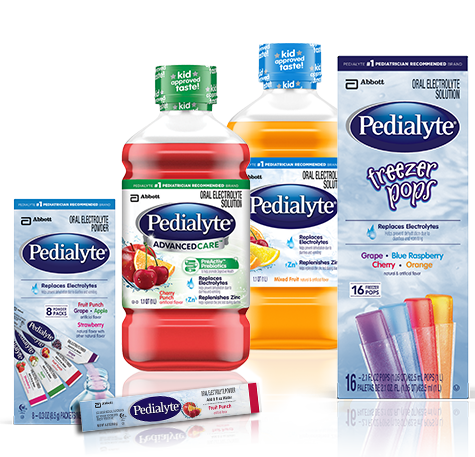Pedialyte for children