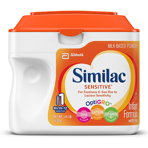 Similac Sensitive® Stage1