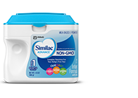 Similac® Advance® NON-GMO*