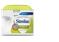 Similac® For Spit-Up
