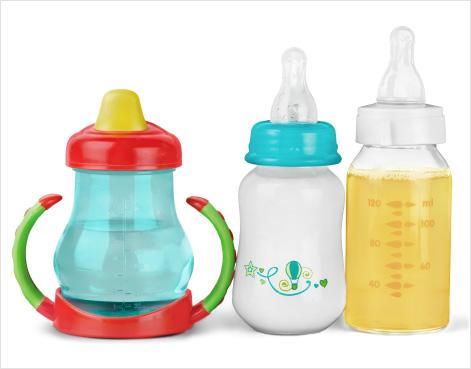 Размер детской соски на бутылочку