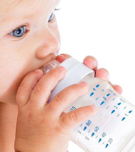 Выбираем детскую смесь для малыша правильно