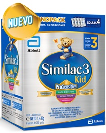 Econopack Similac 3 Kid