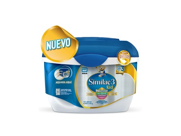 Similac® 3 Kid - Empaque reutilizable x350gr