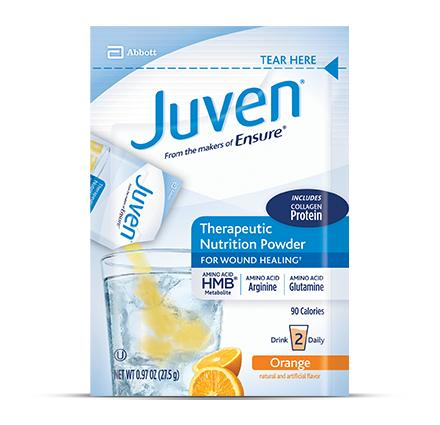 Juven® Orange | Therapeutic Nutrition Powder