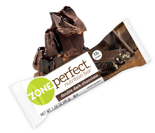 Double Dark Chocolate Nutrition Bar | ZonePerfect® Nutrition Bars