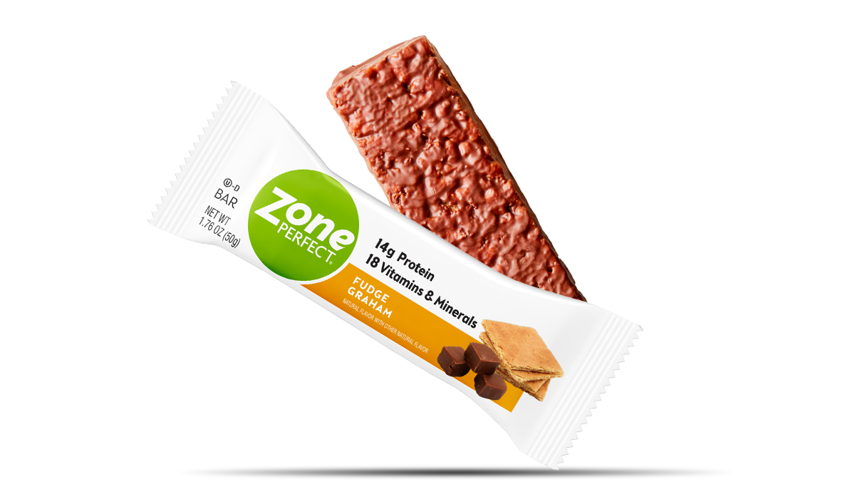 Classic Nutrition Bars Fudge Graham Zoneperfect