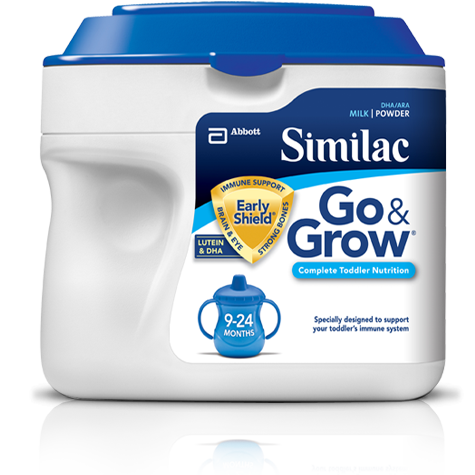 Similac Go And Grow Stage 3 Baby Formula With Optigro