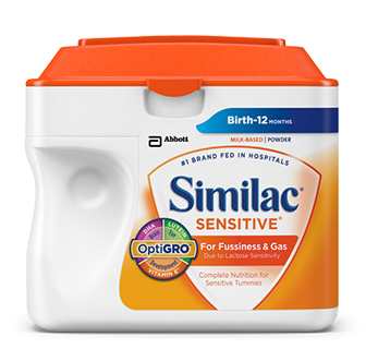 Similac® Sensitive® SimplePac