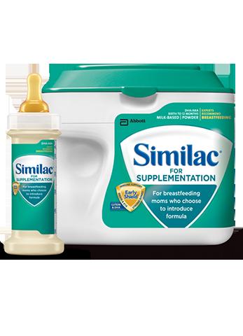 Similac For Supplementation Formula A Gentle