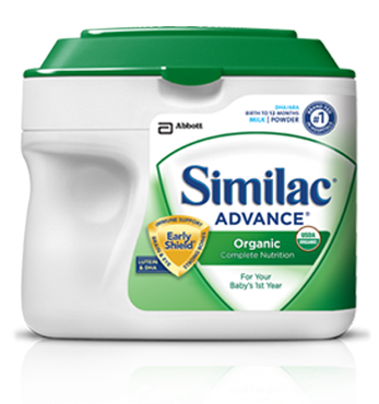 Similac® Advance® Organic SimplePac
