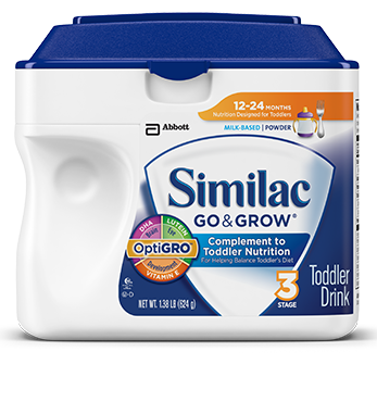 Similac Go & Grow® SimplePac