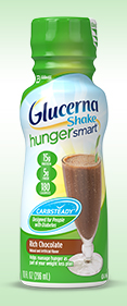 GLUCERNA HUNGER SMART SHAKES
