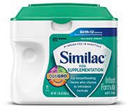 Similac For Supplementation