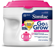 Similac Go and Grow Soy
