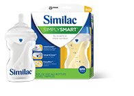 Similac SimplySmart™ Baby Bottle