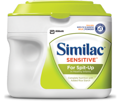 Similac Sensitive for Spit-Up®